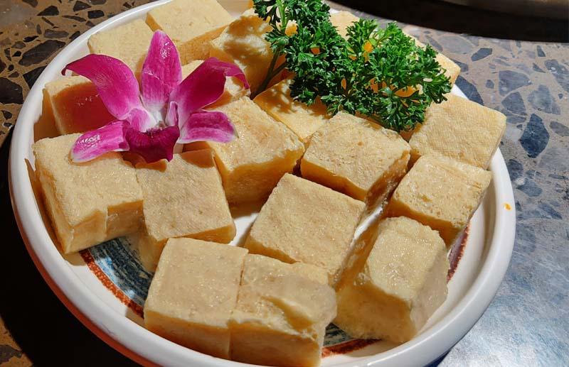 火锅豆腐 第1张